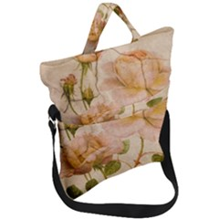 Rose Flower 2507641 1920 Fold Over Handle Tote Bag by vintage2030