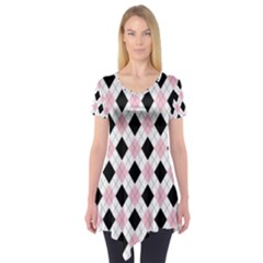 Argyle 316837 960 720 Short Sleeve Tunic