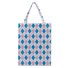Argyle 316838 960 720 Classic Tote Bag by vintage2030