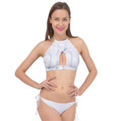 French 1047909 1280 Cross Front Halter Bikini Top