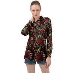 Seamless 1315301 960 720 Long Sleeve Satin Shirt
