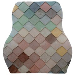 Tiles Shapes 2617112 960 720 Car Seat Velour Cushion  by vintage2030