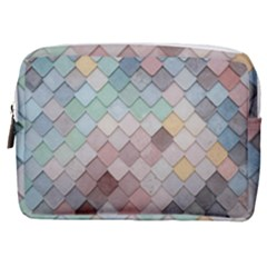 Tiles Shapes 2617112 960 720 Make Up Pouch (medium) by vintage2030