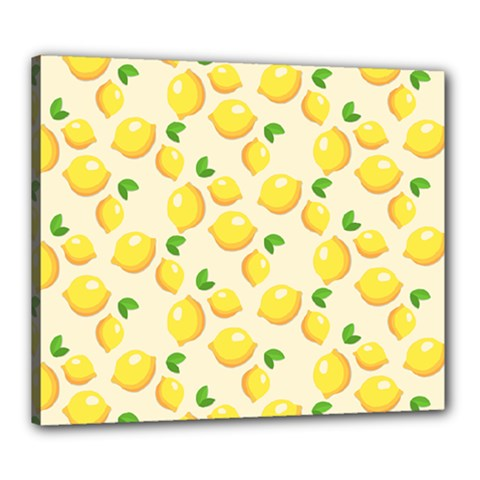 Fruits 1193727 960 720 Canvas 24  X 20  (stretched) by vintage2030