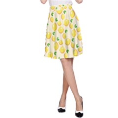 Fruits 1193727 960 720 A-line Skirt by vintage2030