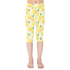Fruits 1193727 960 720 Kids  Capri Leggings  by vintage2030