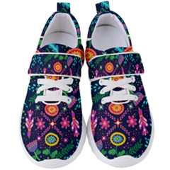 Pattern 3177414 960 720 Women s Velcro Strap Shoes by vintage2030