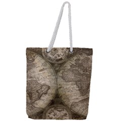 Background 1762690 960 720 Full Print Rope Handle Tote (large) by vintage2030