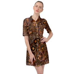 Steampunk 3169877 960 720 Belted Shirt Dress by vintage2030
