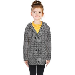 Pattern 1776806 960 720 Kids  Double Breasted Button Coat