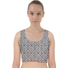 Tiles 554601 960 720 Velvet Racer Back Crop Top