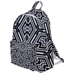 Grid Pattern Backdrop The Plain Backpack