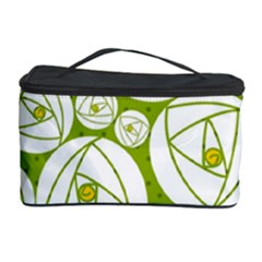 Rose Abstract Rose Garden Cosmetic Storage by Vaneshart