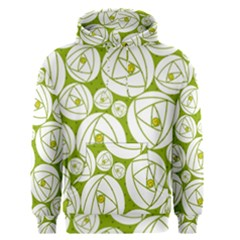 Rose Abstract Rose Garden Men s Pullover Hoodie