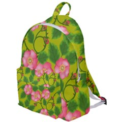 Roses Flowers Pattern The Plain Backpack