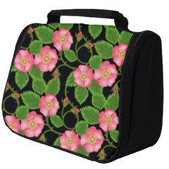 Roses Flowers Bud Full Print Travel Pouch (big)