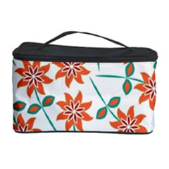 Vector Flower Floral Cosmetic Storage by Vaneshart