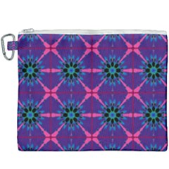 Seamless Wallpaper Art Canvas Cosmetic Bag (xxxl)