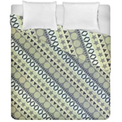 Abstract Seamless Pattern Graphic Duvet Cover Double Side (california King Size)