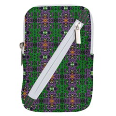 Abstract 38 Belt Pouch Bag (large)