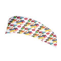 Pattern Patterns Construction Stretchable Headband