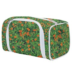 Carnations Flowers Seamless Toiletries Pouch