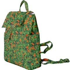 Carnations Flowers Seamless Buckle Everyday Backpack