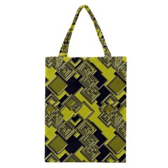 Seamless Pattern Background Classic Tote Bag