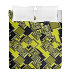 Seamless Pattern Background Duvet Cover Double Side (full/ Double Size)