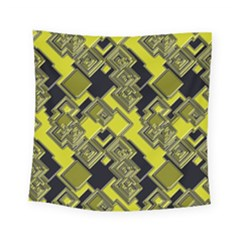 Seamless Pattern Background Square Tapestry (small)