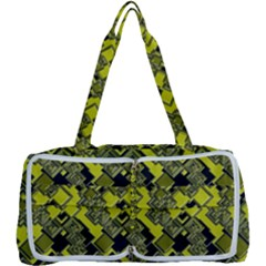 Seamless Pattern Background Multi Function Bag