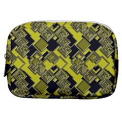 Seamless Pattern Background Make Up Pouch (small)