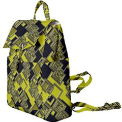 Seamless Pattern Background Buckle Everyday Backpack