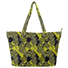 Seamless Pattern Background Full Print Shoulder Bag