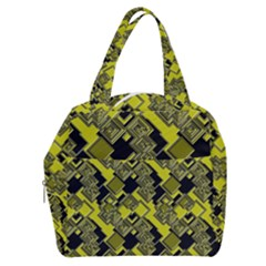 Seamless Pattern Background Boxy Hand Bag
