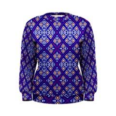 Symmetry Women s Sweatshirt by Sobalvarro