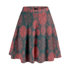 Zappwaits California High Waist Skirt