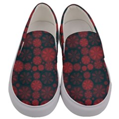 Zappwaits California Men s Canvas Slip Ons