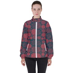 Zappwaits California Women s High Neck Windbreaker