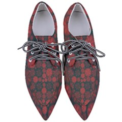 Zappwaits California Women s Pointed Oxford Shoes by zappwaits