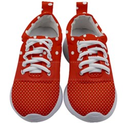 Polka Dots Two Times Kids Athletic Shoes