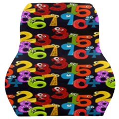 Mathematics Car Seat Back Cushion  by ArtworkByPatrick