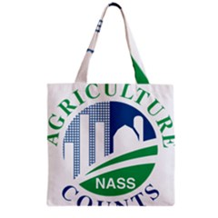 Logo Of Usda National Agricultural Statistical Service Grocery Tote Bag by abbeyz71