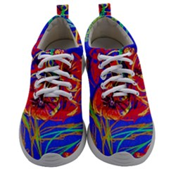 Poppies Mens Athletic Shoes by bestdesignintheworld