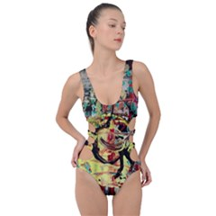 Little Bird 1 1 Side Cut Out Swimsuit by bestdesignintheworld