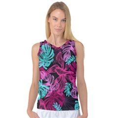 Leaves Women s Basketball Tank Top by Sobalvarro