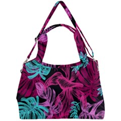 Leaves Double Compartment Shoulder Bag by Sobalvarro