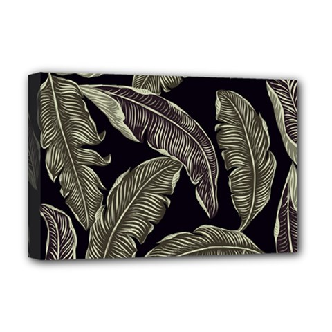 Jungle Deluxe Canvas 18  X 12  (stretched) by Sobalvarro