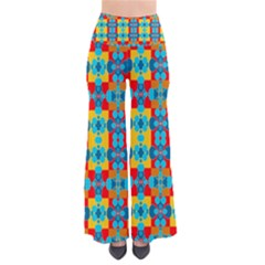 Pop Art  So Vintage Palazzo Pants by Sobalvarro