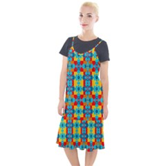 Pop Art  Camis Fishtail Dress by Sobalvarro